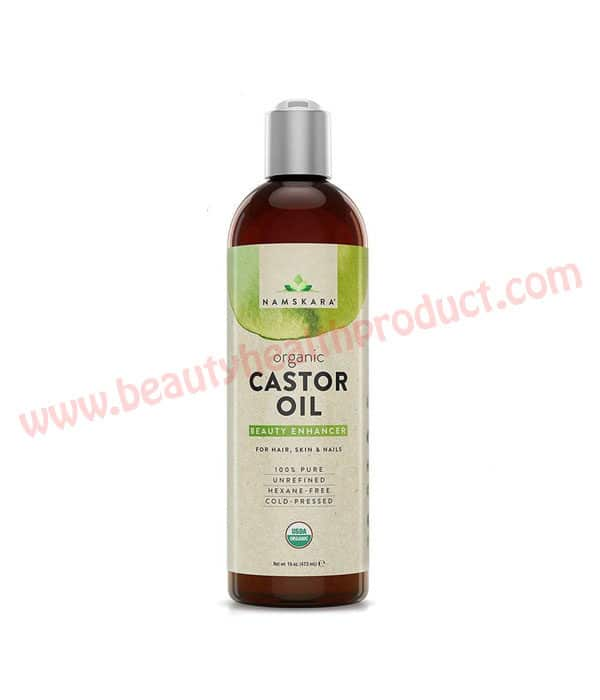Pure Castor Oil for Hair Regrowth