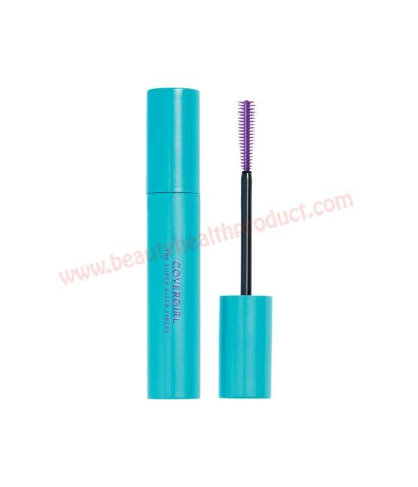 Covergirl Super Sizer Fiber Mascara Review